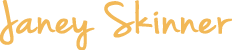 Janey Skinner writer Logo