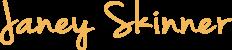 Janey Skinner writer Logo